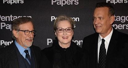 pThe Lebanese government has allowed the release of Steven Spielberg's latest film, The Post, overturning a ban by the General Security authority, a ministry said Wednesday./p  pThe security body...