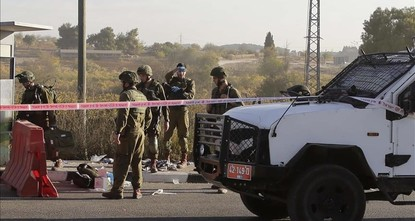 pThe Israeli army on Friday imposed a tight siege around the Palestinian town of Halhoul in southern West Bank./p