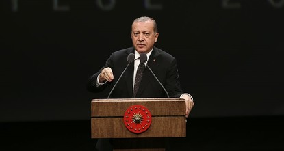pPresident Recep Tayyip Erdoğan warned the Kurdistan Regional Government (KRG) Tuesday that its independence aims may result in large-scale sanctions that would put the KRG in a helpless...