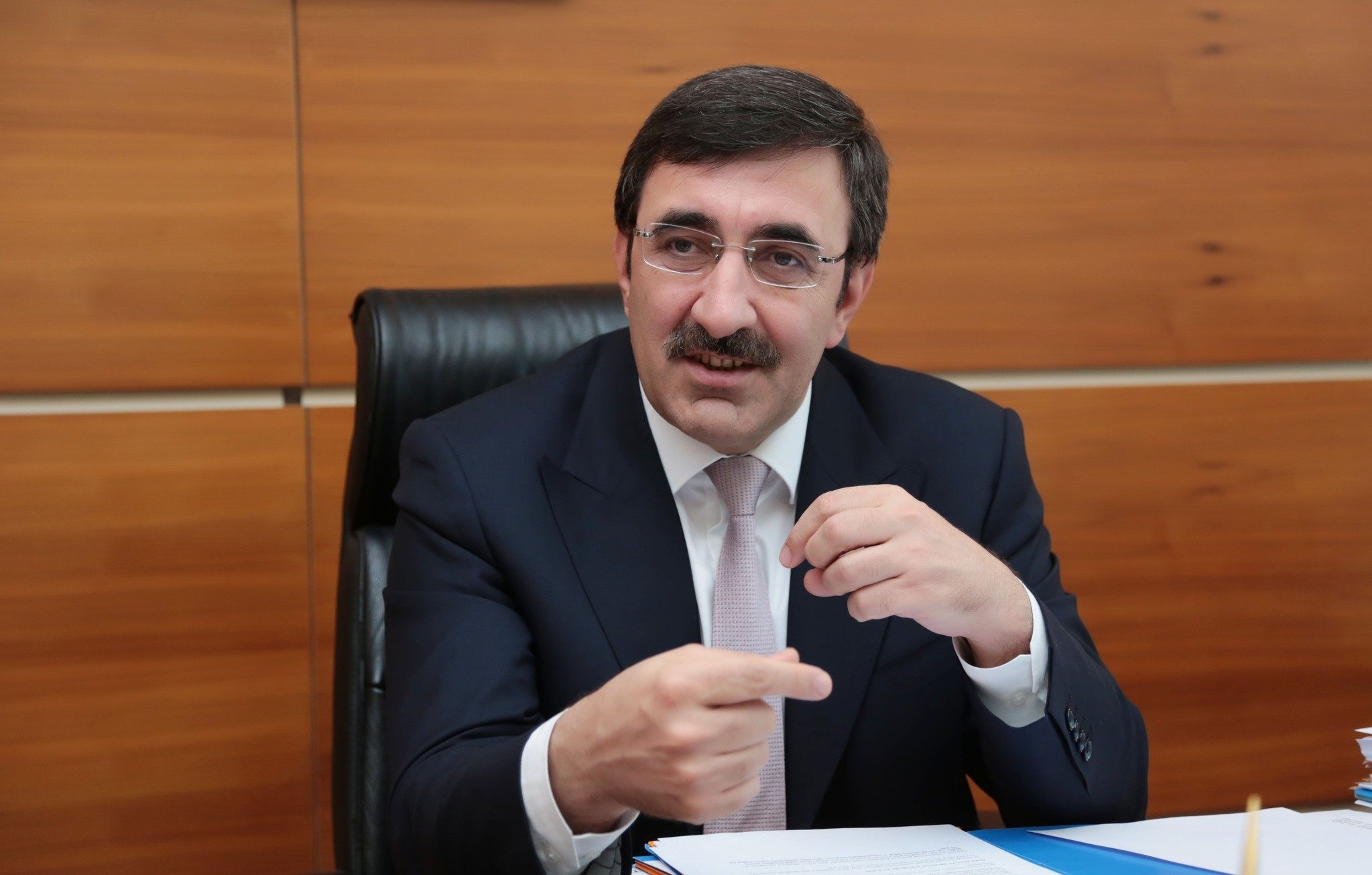 AK Party Deputy Chairman Yu0131lmaz said the economic growth expectation for Turkey in 2018 is around 5.5 percent.