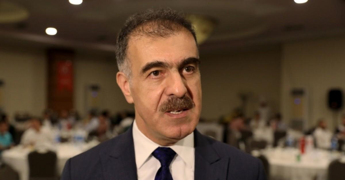 KRG Cabinet Spokesperson Sefin Dizayi. (AA Photo)