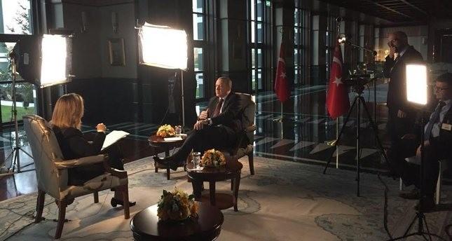 في حوار مع التلفزيون الإسرائيلي.. أردوغان يعترض على توجيه الاتهام بشكل دائم لحماس