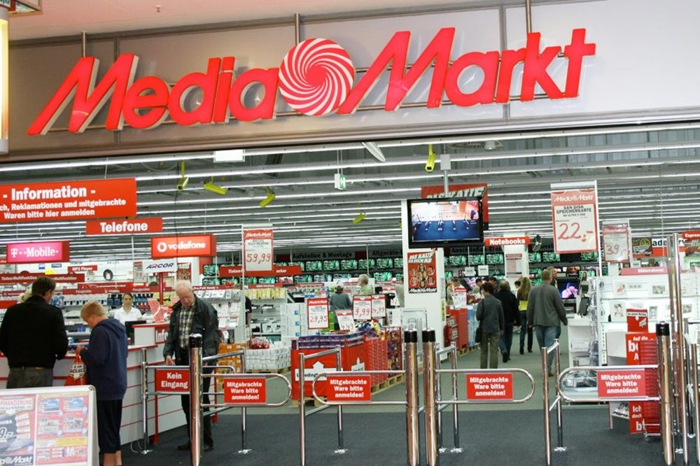 Media Markt Erfurt Tec