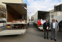 Turkey's TIKA sends 14 tons of food to 400 households in Libya