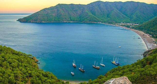 Türkei erwartet dieses Jahr 12 Mio Touristen in Antalya