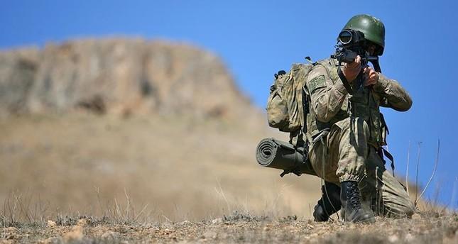 الأمن التركي يحيّد 3 إرهابيين في عملية جنوب شرقي البلاد