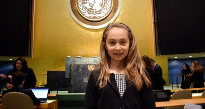 pTalya Özdemir, a 10-year-old Turkish girl became the youngest person to address the United Nations General Assembly on the momentous occasion of the International Day of Women and Girls in...