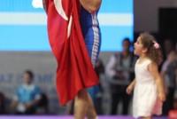Turkish wrestler Çıtak wins second gold in Deaflympics
