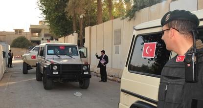 تركيا تعتزم افتتاح 4 قنصليات لها في مدن عراقية هذا العام