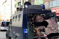 Police detain 61 Daesh-linked suspects in counter-terror ops in Turkey's Erzurum, Bursa