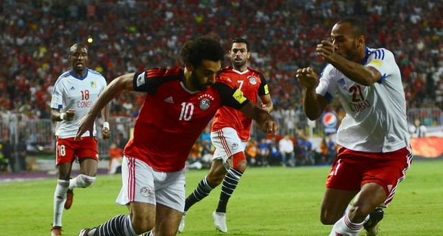 Egypt qualifies for 2018 World Cup in Russia