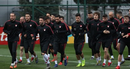 Turkey faces Albania in Euro 2020 qualifiers