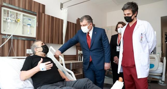 وزير الصحة التركي: بدأنا نلمس نتائج إيجابية لإجراءات الإغلاق الأخيرة
