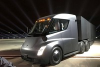 Tesla wants to electrify big trucks, adding to its ambitions