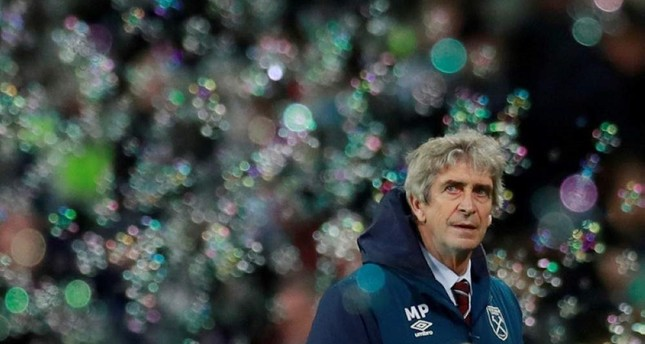 West Ham manager Manuel Pellegrini Reuters Photo
