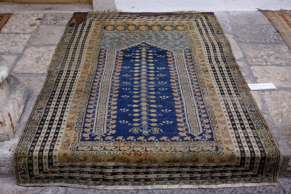Ottoman Prayer Rugs In Sarajevo Mosques