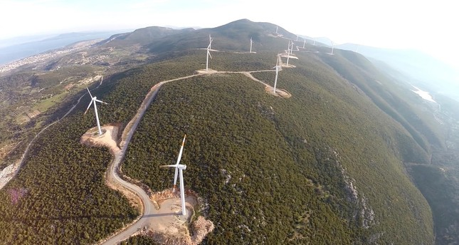 Turkey ranks in Europe's top 10 wind energy power list