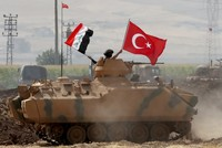 Joint Turkish-Iraqi maneuver indicates possible future military action, experts say