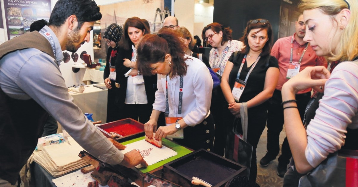 Cultural workshops will be organized as part of the Heritage Istanbul Fair.