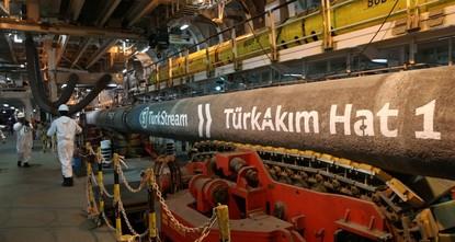 صحيفة روسية: غازبروم حدّدت مسار السيل التركي لنقل الغاز إلى أوروبا