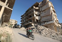 Germany, France to take active role in Syria peace talks as US sidelined