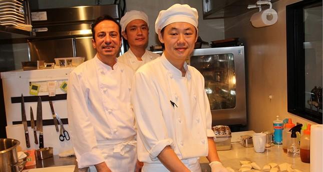المطبخ العثماني في اليابان ينافس مأكولات بلاد السوشي