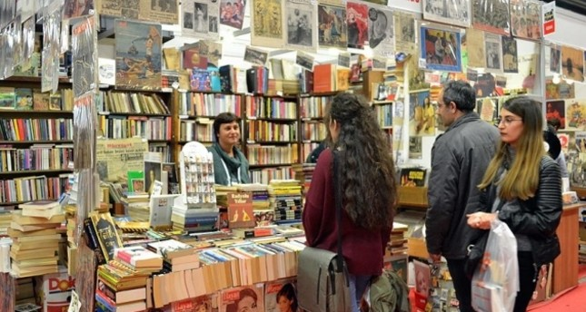 Prestigious book fair to host South Korea in Istanbul