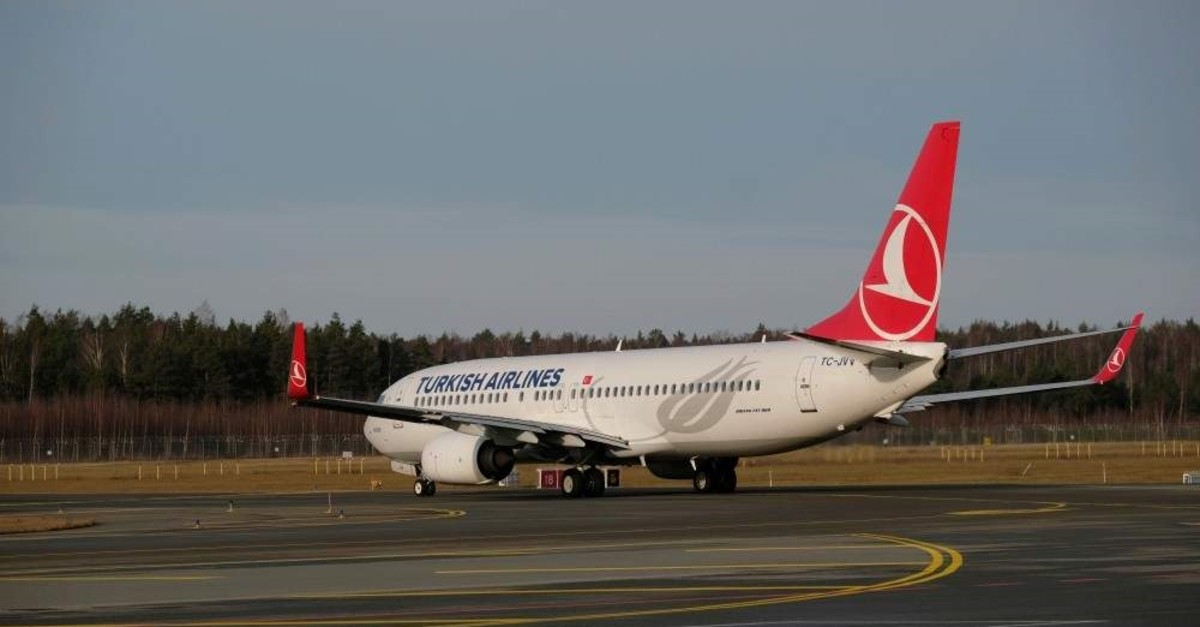 Turkish Airlines increased its direct flights to China's Xian, the starting point of the historic Silk Road. (Reuters Photo)