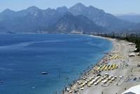 |Die türkische Küstenstadt Antalya ist einer der beliebtesten Urlauborte der Touristen. (IHA)