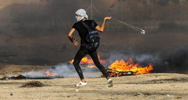 قتيل و109 مصابين برصاص إسرائيلي قرب حدود غزة