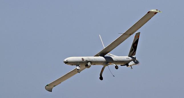 الجيش الإسرائيلي يعلن فقدان طائرة استطلاع جنوبي سوريا