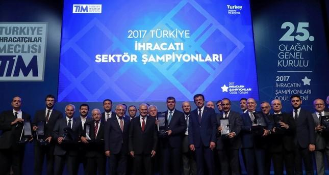يلدريم: تركيا ستحقق توازناً في ميزانها التجاري اعتباراً من العام الجاري