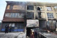 5 killed, 11 injured after abandoned building used by paper collectors catches on fire in Ankara