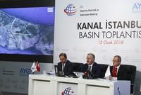 """Route des """"Kanal Istanbul""""-Projekts veröffentlicht"""