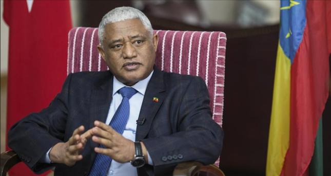 'Turkey supports Africa,' Ethiopian envoy says