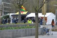 الدول الأوروبية تسمح لمنظمة بي كا كا الإرهابية بتنظيم فعاليات على أراضيها (الأناضول)