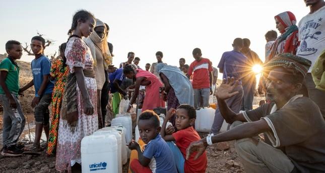 الأمم المتحدة تدعو لدعم اللاجئين الإثيوبيين الفارين إلى السودان