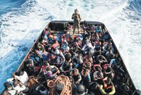 Rights group accuses EU of complicity in Libya migrant abuse
