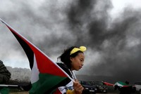 1 Palestinian killed, dozens injured in occupied West Bank