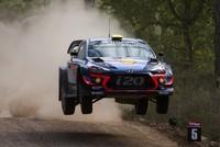 World Rally Championship's Turkey leg ends Sunday