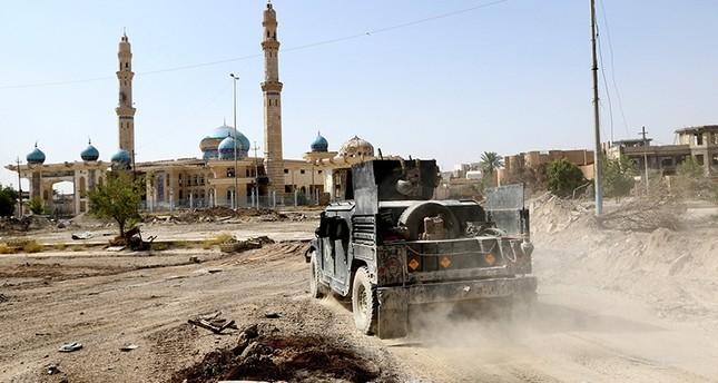 الجيش العراقي يعلن تحرير الفلوجة بشكل كامل من تنظيم داعش