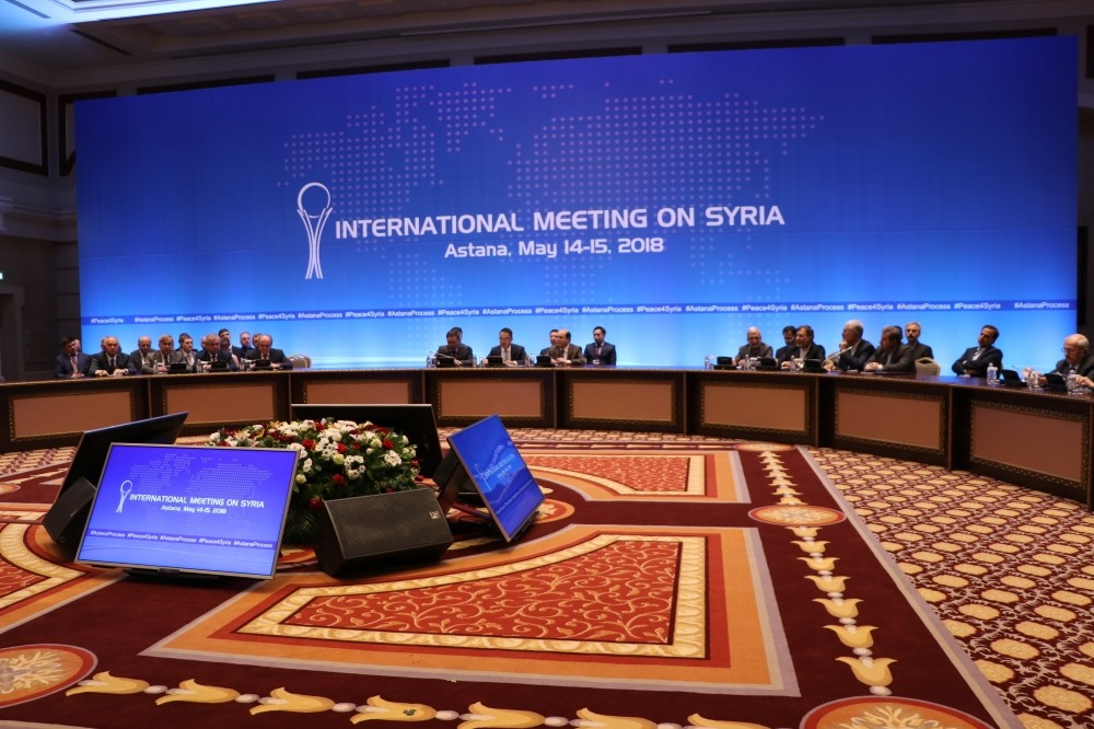 A joint statement on the final day of the Astana talks, which began Monday, confirmed that the next High-Level meeting will be held in Sochi in July.