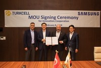 Turkcell teams up with Samsung over 5G technology in Turkey