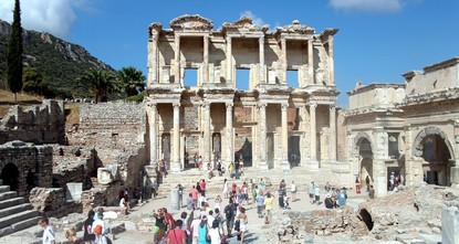 Turkey tops 33 European countries in tourism growth