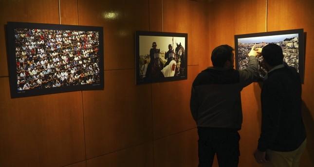 Istanbul exhibit looks at Jerusalem through photographers' lenses