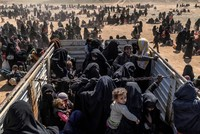 Exodus from last Daesh bastion of Baghouz continues as final operation looms