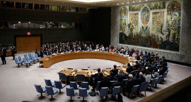 Russia blocks UN text demanding halt to Turkish op in Syria