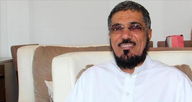 الداعية السعودي سلمان العودة (صورة أرشيفية)