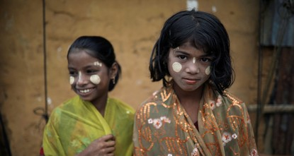 'Rohingya girls sold into forced labor in Bangladesh'