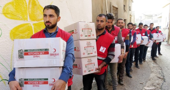 تركيا تتزعم دول العالم في المساعدات الإنسانية بـ8.7 مليار دولار